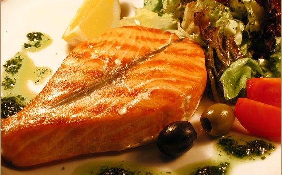 Например, в Италии филе лосося