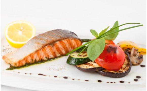 Как приготовить лосось в