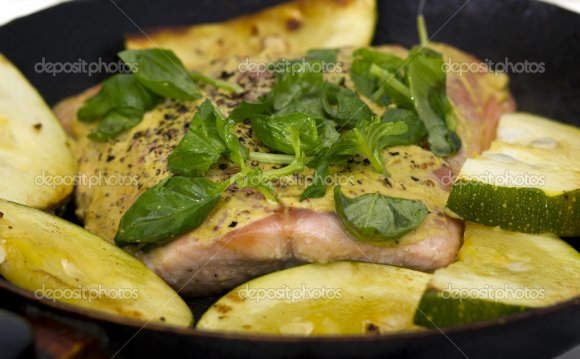 Приготовление вкусно филе
