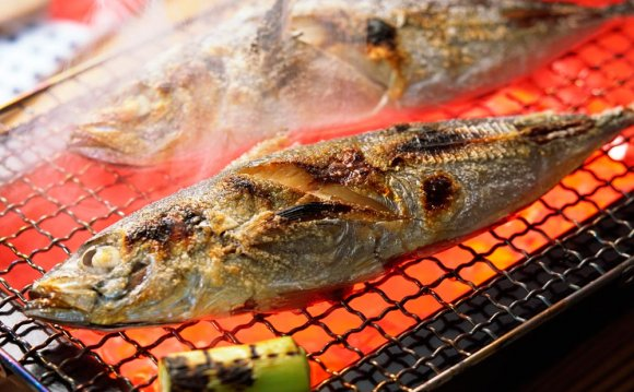 Рыба на мангале - рецепты